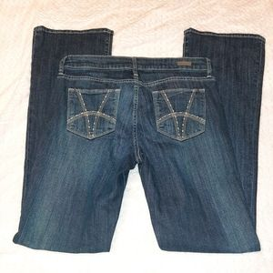 Kut From the Kloth Jeans Karen Baby Bootcut Sz 8